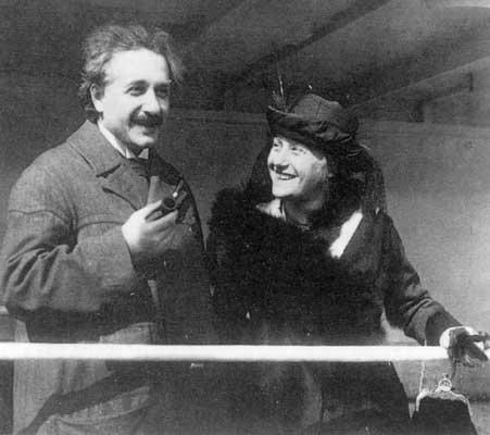 знакомство эйнштейна и фрейда