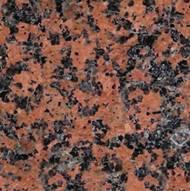 Красный гранит питерлит