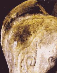 эрозия поверхности мрамора: «дикая» патина