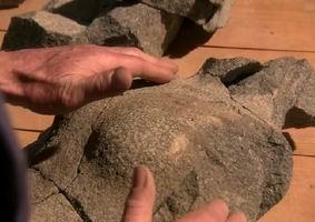 Туловище от скульптуры Эхнатона
