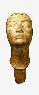 Голова Нефертити-11