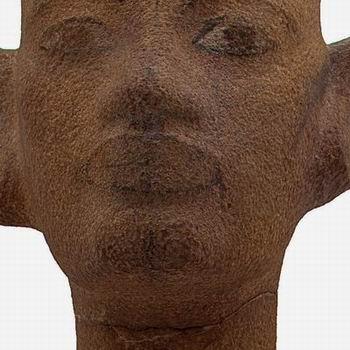 Уродливое лицо Нефертити-2