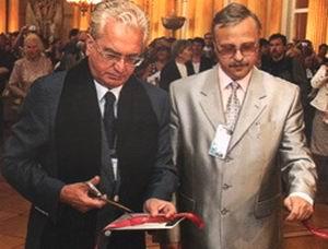 М.Б. Пиотровский и А.О. Большаков