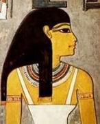 1-я женщина Египта