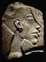 Профиль Эхнатона