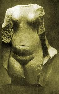 Торс Нефертити А