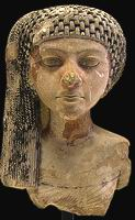 Меритатон, возможно, Тия или даже Нефертити