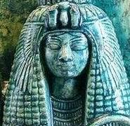 Тия, жена Аменхотепа III и мать Аменхотепа IV