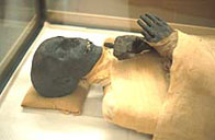 Мумия Тутмоса III