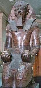 Тутмос III из гранита (Tuthmosis III or Djehutymose III)