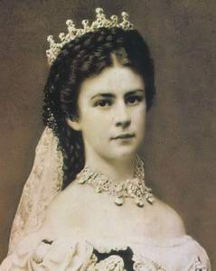 Императрица Элизабет, фото 1867