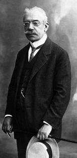 Джеймс Симон, фото 1914