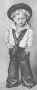Кайзер Вильгельм II (январь 1861)