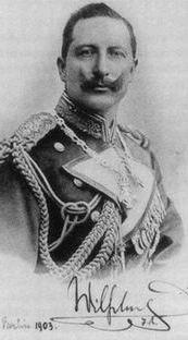 Кайзер Вильгельм II, фото 1903