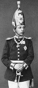 Вильгельм II (1874)