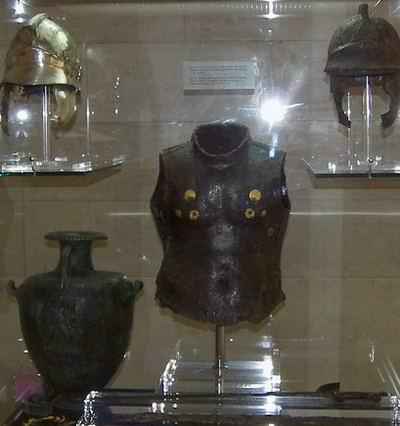 Артефакты с Корфу