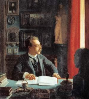 Джеймс Симон 1901