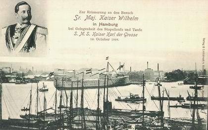 открытка кайзера 46