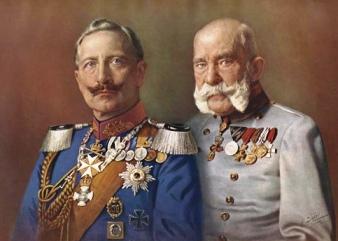 Вильгельм и Франц-Иосиф