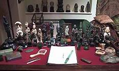Письменный стол Фрейда