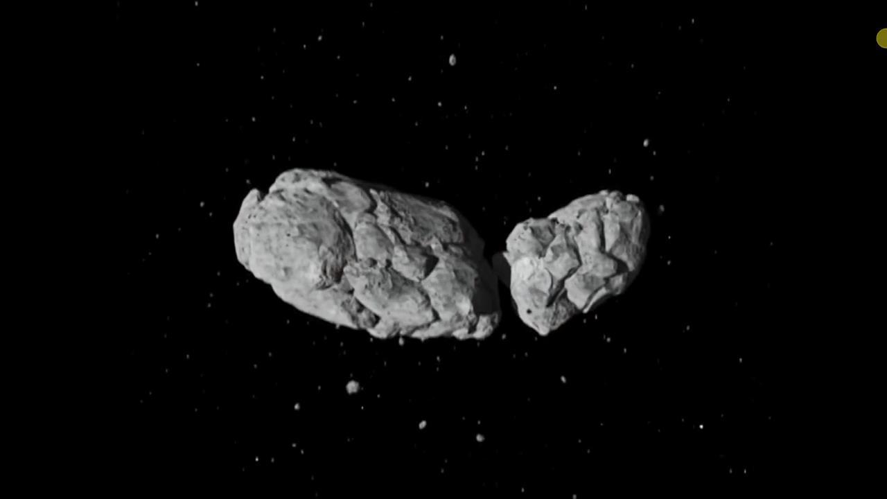 Астероиды анимации винстрол и стромбафорт
